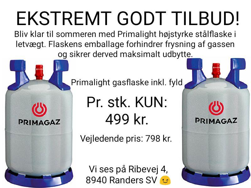 køb gasflaske